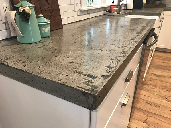 Concrete Countertops Puyallup Wa Kitchen Counter Tops