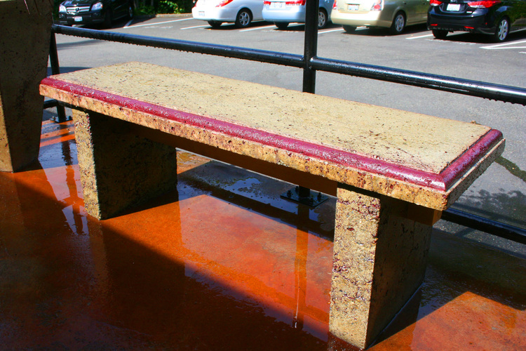 Custom-Concrete-Benches-Seattle-WA