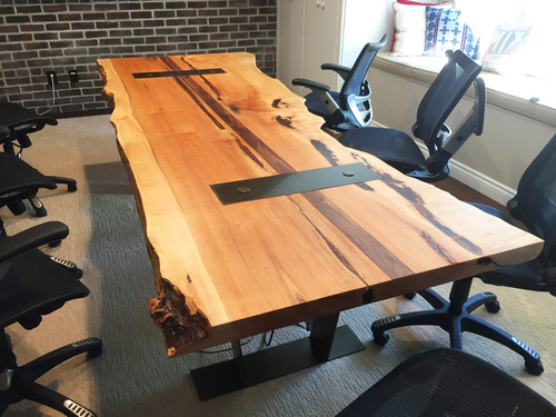 Custom Wood Office Furniture