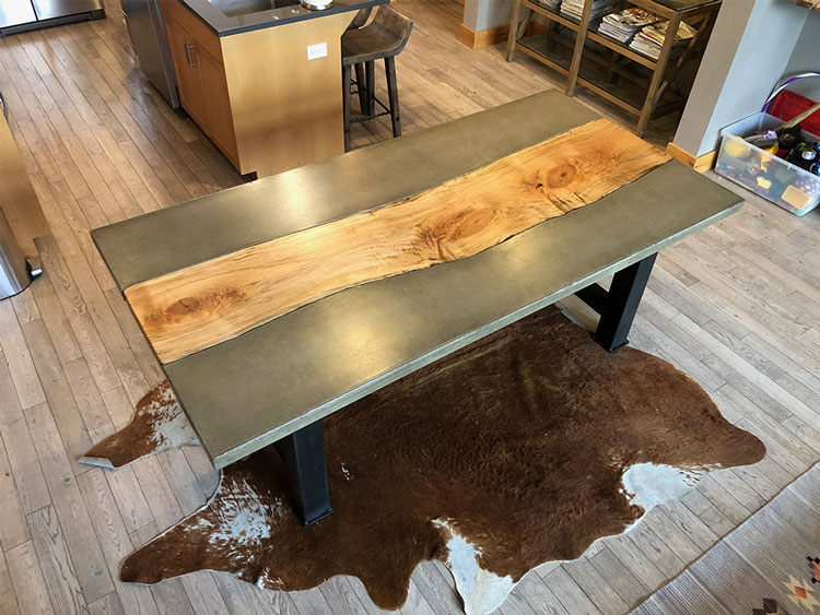 Handcrafted wood furniture seattle wa solid dining