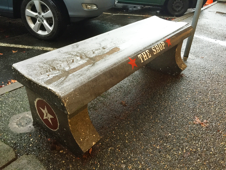 Beautiful Outdoor Concrete Benches For Home And Business