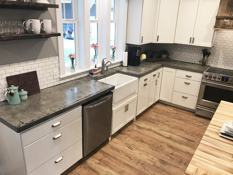 Custom Concrete Countertops For Marysville Homes U0026 Businesses