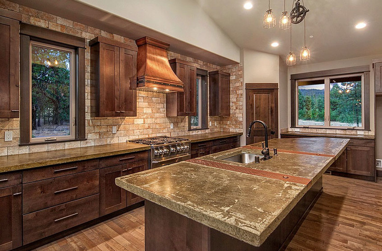 Custom Concrete Countertops For Seattle Homes Businesses