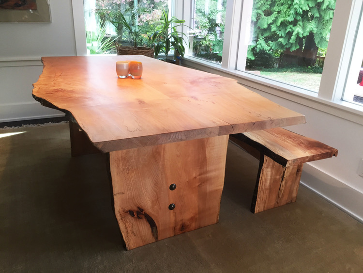 Custom Dining Tables Issaquah Wa