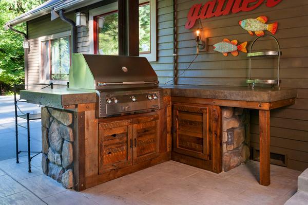 custom outdoor kitchen bellevue wa outdoor kitchen designs