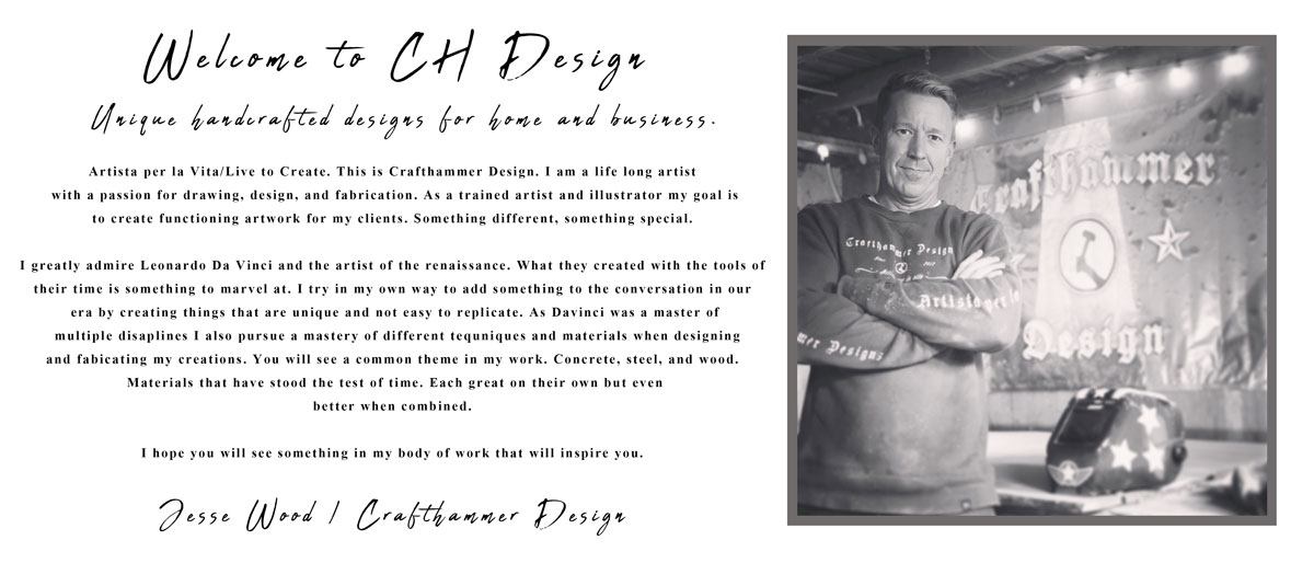 Welcome to CH Design